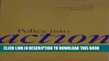 Read Now Policy Into Action: Implementation Research and Welfare Reform (Urban Institute Press)