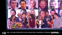 TPMS - Estelle Denis : Ses adieux émouvants pour la dernière de l'émission (Vidéo)