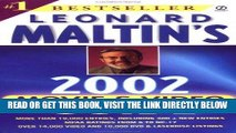 [READ] EBOOK Leonard Maltin s Movie and Video Guide 2002 (Leonard Maltin s Movie Guide (Mass