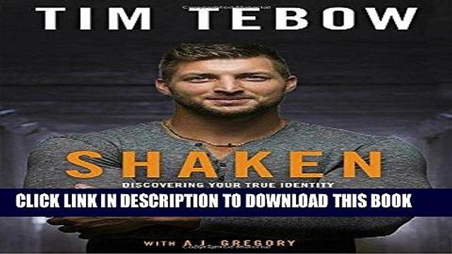 [Read] Ebook Shaken: Discovering Your True Identity in the Midst of Life s Storms New Reales