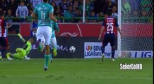 Leon Vs Chivas 2016 1-1 GOLES RESUMEN Jornada 16 Apertura 2016 Liga Mx HD