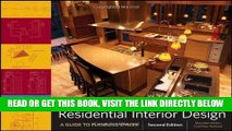 [READ] EBOOK Residential Interior Design: A Guide To Planning Spaces ONLINE COLLECTION
