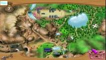 Барби на русском Приключения на ранчо ИГРА для детей, для девушек Прохождение new года Серия 3