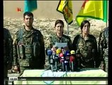 قوات سوريا الديمقراطية تعلن البدء بمعركة غضب الفرات في مدينة الرقة