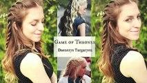 Daenerys Targaryen Game of Thrones Hair Tutorial | Game of Thrones