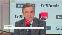 Questions Politiques avec François Fillon : première partie