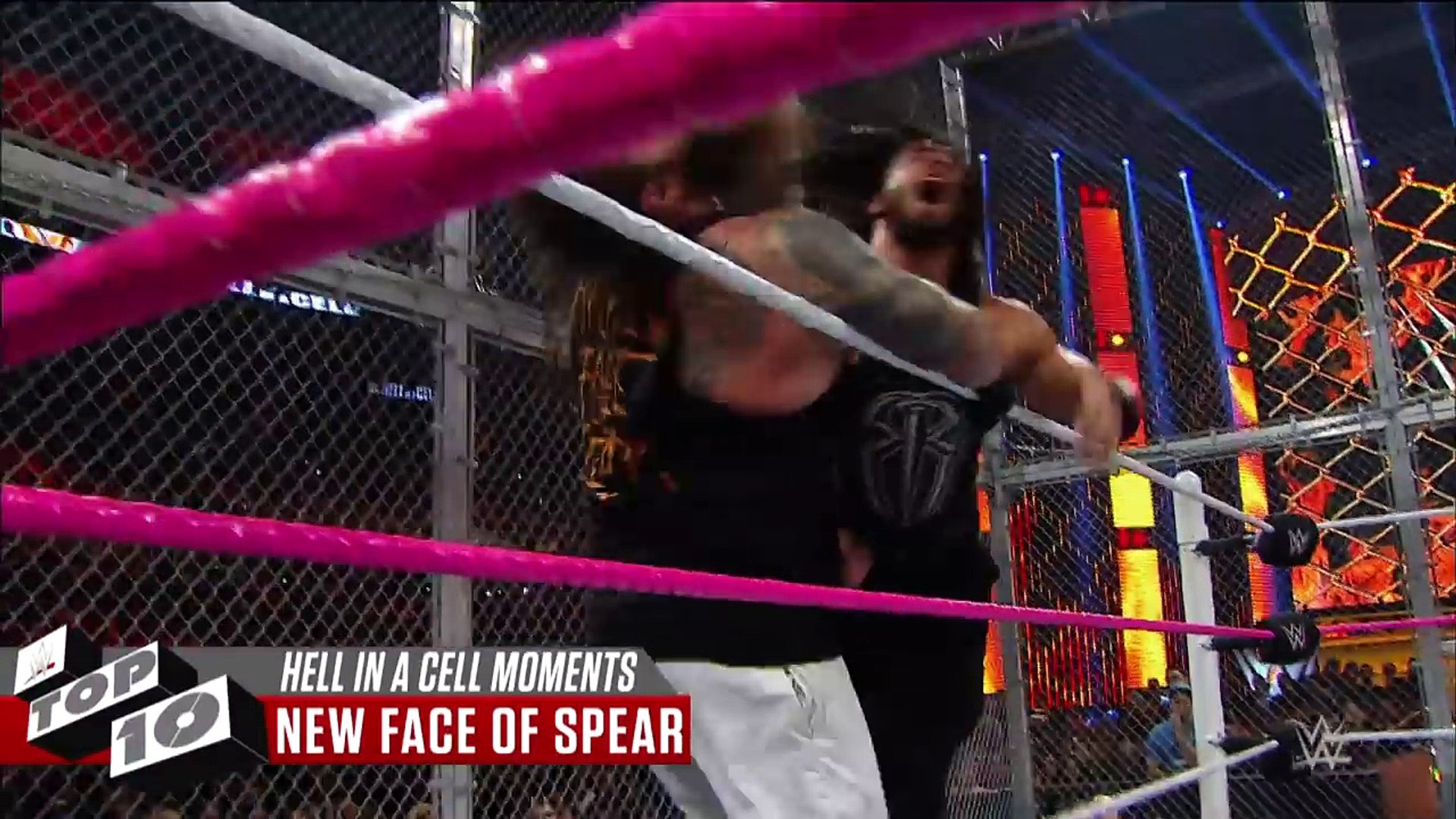 Hell-ish moments in Hell in a Cell: WWE Top 10, Oct. 22, 2016