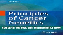 [FREE] EBOOK Principles of Cancer Genetics BEST COLLECTION
