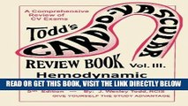 [FREE] EBOOK Todd s Cardiovascular Review Book: Volume 3: Hemodynamic Calculations (Todd s
