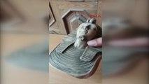 Hatay Suriyeliler, Tutankhamun'un Totemi Ile Yakalandı