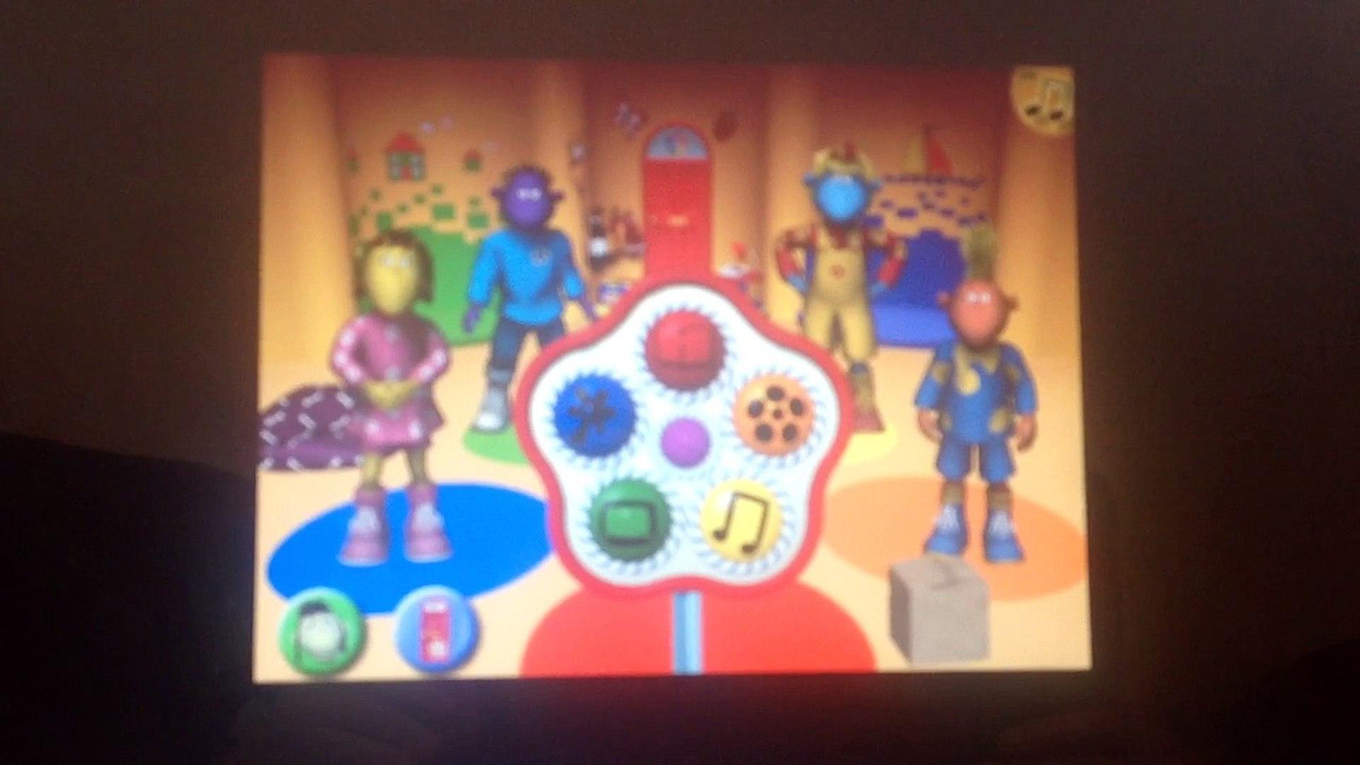 Tweenies Ready to Play CD-ROM Closing