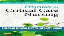 [READ] EBOOK Priorities in Critical Care Nursing, 6e (Urden, Priorities in Critical Care Nursing)