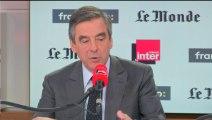 François Fillon répond aux auditeurs de Questions politiques