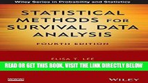 [READ] EBOOK Statistical Methods for Survival Data Analysis BEST COLLECTION