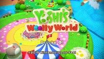 Lets Play Yoshis Woolly World Part 1: Kamek entführt die Woll-Yoshis!