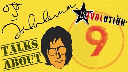 Curiosities about Revolution 9 told by John Lennon