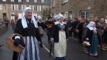 Festival des chanteurs de rue et foire St Martin 2016 Quintin