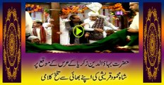 Bahauddin Zakariya 777th Urs, Scuffle b/w Shah Mehmood Qureshi and His brother Mureed Hassan