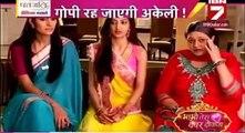 Saath Nibhana Saathiya 8th November 2016 _ Latest Updates _ Star Plus Tv Serials _ Hindi News