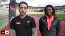 RMC Running Sessions : Les conseils de Muriel Hurtis !