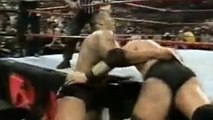 SCSA/Mr McMahon vs. The Rock/D'lo Brown (WWF Raw 5/11/98)