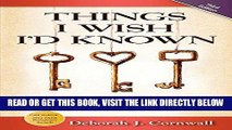 [FREE] EBOOK Things I Wish I d Known: Cancer Caregivers Speak Out - Third Edition ONLINE COLLECTION