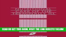 [READ] EBOOK Nutritional Care of the Terminally Ill BEST COLLECTION