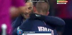 Marco Verratti Goal HD - Paris Saint-Germain 4-0 Stade Rennais - 06-11-2016 HD