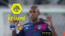 Girondins de Bordeaux - FC Lorient (2-1)  - Résumé - (GdB-FCL) / 2016-17
