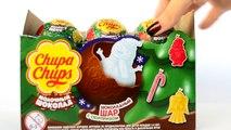 Новогодний шар сюрприз Chupa Chups 2016 - Christmas ball surprise Chupa Chups Ball Surprise 2016