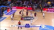 [HIGHLIGHTS] BASKET (Lliga ACB): FC Barcelona Lassa - Real Madrid (85-75)