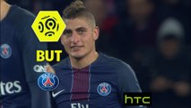 But Marco VERRATTI (79ème) / Paris Saint-Germain - Stade Rennais FC - (4-0) - (PARIS-SRFC) / 2016-17