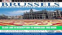 Best Seller DK Eyewitness Travel Guide: Brussels, Bruges, Ghent   Antwerp Free Download