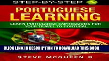 Ebook Portuguese Learning: Learn Portuguese Expressions For Your Travel To Portugal (portuguese
