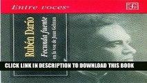 Best Seller Fecunda Fuente, de Ruben Dario en la voz de Juan Gelman (Entre Voces) (Spanish
