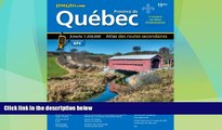 Deals in Books  Quebec Road Atlas (Mapart s Provincial Atlas) (English   French Edition) (English