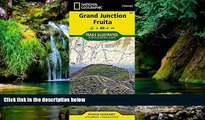 Must Have  Grand Junction, Fruita (National Geographic Trails Illustrated Map)  Buy Now