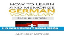 PDF] How to Learn and Memorize Arabic Vocabulary     Using A