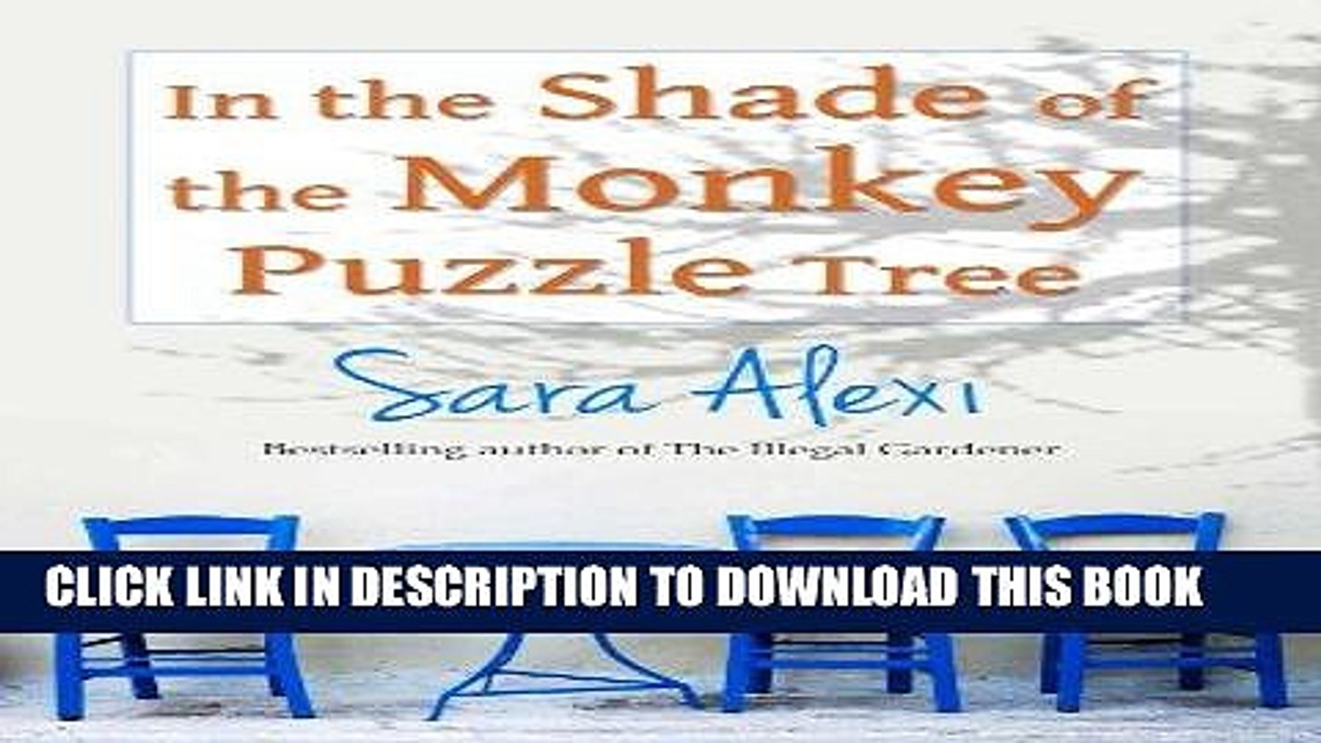 Ebook In the Shade of the Monkey Puzzle Tree (The Greek Village Collection Book 6) Free Read