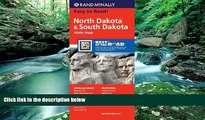 Best Buy Deals  Rand McNally Folded Map: North Dakota, South Dakota (Rand McNally State Maps)