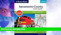 Buy NOW  The Thomas Guide 2008 Sacramento County, California Street Guide (Sacramento County, Ca,