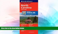 Ebook deals  Rand McNally Folded Map: North Carolina (Rand McNally State Maps)  Full Ebook