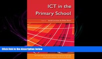 Pdf Online ICT in the Primary School (Learning and Teaching With Ict)
