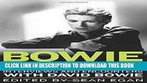Ebook Bowie on Bowie: Interviews and Encounters with David Bowie (Musicians in Their Own Words)