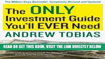 [FREE] EBOOK The Only Investment Guide You ll Ever Need BEST COLLECTION