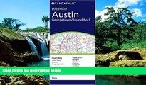 Ebook deals  Rand McNally Austin Texas: Local: Georgetown/Round Rock (Rand McNally Folded Map: