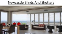 Newcastle Blinds And Shutters