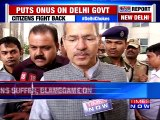 80% Pollution From Delhi: Environment Minister Anil Dave