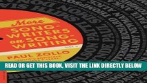 [READ] EBOOK More Songwriters on Songwriting BEST COLLECTION