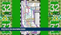 Subway Map Pdf Manhattan.Download Streetwise Manhattan Bus Subway Map Laminated Subway Map